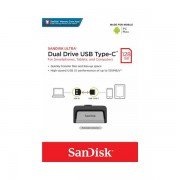 USB memorija Ultra Dual Drive USB Type-C / USB 3.1 128GB SDDDC2-128G-G46