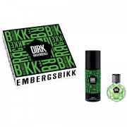 Dirk - Bikkembergs CONFEZIONE REGALO profumo 50 ml EDT SPRAY + deodorante spray 150 ml