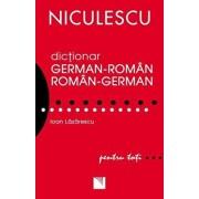 Dictionar german-roman/roman-german pentru toti (50.000 de cuvinte si expresii)/Ioan Lazarescu