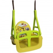 Leagan Multifunctional 3 in 1 Tega Baby Safari Galben