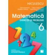 Matematica. Exercitii si probleme pentru clasa a VI-a Rozica Stefan