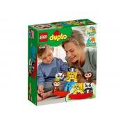 PRIMUL MEU BALANSOAR CU ANIMALE - LEGO (10884)