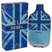 French Connection Fcuk Rebel Eau De Toilette Spray 3.4 oz / 100.55 mL Men's Fragrances 540656