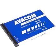 AVACOM Nokia 5530, CK300, E66, 5530, E75, 5730, Li-ion 3,7V 1120mAh (BL-4U helyett)