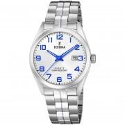 Reloj F20437/2 Plateado Festina Hombre Acero Clasico Festina
