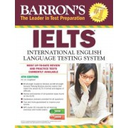 Barron's IELTS [With MP3 CD], Paperback