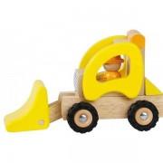Goki Hjullastare i trä från goki