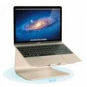 Поставка за лаптоп Rain Design mStand360, Златиста, RD-10073