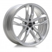 Avus Af16 8,5x20 5x114 Et40 73.1 Silver - Llanta De Aluminio