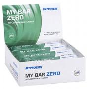 Myprotein Barras proteicas zero calorias - 12 x 65g - Caixa - Bolacha & Nata