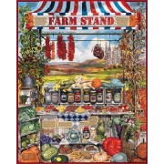 Farm Stand 1000 pc Jigsaw Puzzle by White Mountain