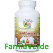 Life Impulse Garlic-Parsley BIO scade tensiunea si colesterolul