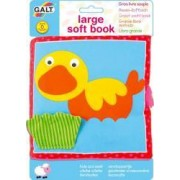 Large Soft Book Carticica moale Hide Seek