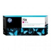 HP 728 300-ML MAGENTA INK CRTG