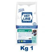 Vet Line Adulti Linea Prevenzione gatto 1 Kg