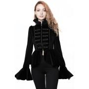 kabátek (sako) dámské KILLSTAR - Memento Mori - KSRA001256