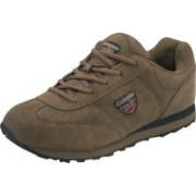 Campus Long-Run Running Shoes For Men(Brown)
