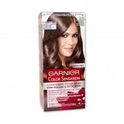 Vopsea de par Garnier Color Sensation 6.12 blond inchis luminos