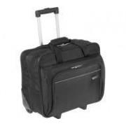 "Targus Rolling Laptop Case TBR003EU 16"""