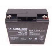 Sunlight acumulator stationar 12V - 18Ah AGM VRLA SPA 12 - 18