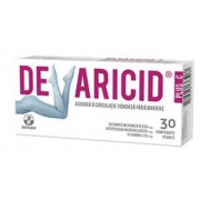 Devaricid Plus C, 30 comprimate, Biofarm