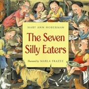 The Seven Silly Eaters, Paperback/Mary Ann Hoberman