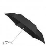 Samsonite Alu Drop 3 Sect. Manual Flat black (Storm) Paraplu