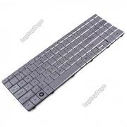 Tastatura Laptop Gateway NV53 varianta 2 argintie