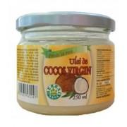 Ulei de cocos virgin presat la rece, 250 ml