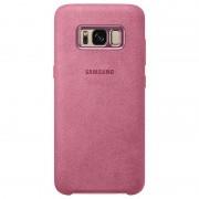Samsung Galaxy S8 Alcantara Cover EF-XG950AP - Pink