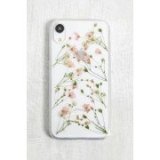 Urban Outfitters Coque pour iPhone XR fleurs séchées Ditsy- taille: ALL