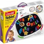 Joc creativ Tablet Magnetico Letters Basic Quercetti forme magnetice