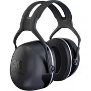 Cuffie per le orecchie 3M - 399243 Cuffie di protezione udito snr 35 db in abs/poliestere/pvc a norma en 352 di colore nero in confezione da 1 Pz.