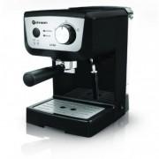 Кафемашина за еспресо Rohnson R-978, 20 бара налягане, Мощност 1150W, Цедка Super Crema