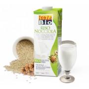 Bautura Bio din orez cu alune fara gluten 1L
