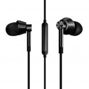 1More Hifi E1017 Dual Driver Hi-Res Certified 3.5Mm In-Ear Headphones - Black (E1017-BLK)