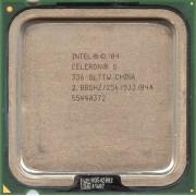 Procesor Intel Celeron D 336 2.8GHz 533MHz 256KB Socket 775