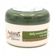 Johnson & Johnson Aveeno Crema Corpo Yogurt/vaniglia/avena 200 Ml