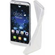 """""""Hama Cover """"""""Crystal Clear"""""""" voor Huawei Y6 (Prime) 2018/Honor 7A, transparant"""""""