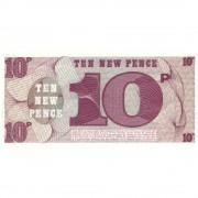 Bani de pe mapamond nr.26 - 5 CENT KIRIBATI - 10 PENCE NOI REGATUL UNIT