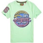 Superdry Sticker Tab t-tröja