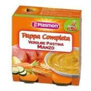 Plasmon (heinz italia spa) Omo Pl.Pappa Manzo/verd.2x190g