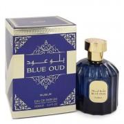 Nusuk Blue Oud Eau De Parfum Spray (Unisex) 3.4 oz / 100.55 mL Men's Fragrances 550323