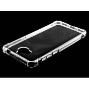 Gel Case with Bumper Edges for Huawei Y5 (2017) - Huawei Soft Cover (Clear)