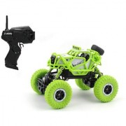 Emob IGhost Racing Rally Rock Through Off-Road 4 Wheel Rechargeable Remote Control Rock Crawler Car with Solid Frame Cha