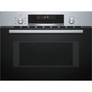 Bosch CMA585MS0B Built-in Microwave with Hot Air Function