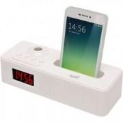 Ceas desteptator digital cu proiectie si suport telefon Home LTCP 02