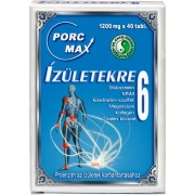 Dr. Chen Porc-Max Proenzim 6 tabletta 40db