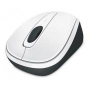 Microsoft Mouse Tecnologia BlueTrack™ Compatto Bianco lucido Wireless , pulsanti 3, GMF-00196