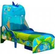Dinosaur Junior säng med madra - Dinosaurbarns säng 669617X
